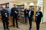 Бібліотека гміни Хшанув